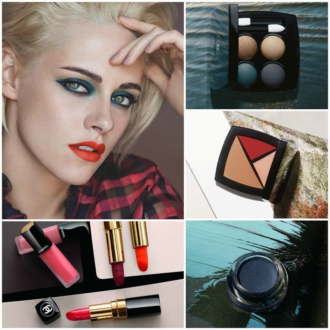 Chanel Maquillage collection Automne/Hiver