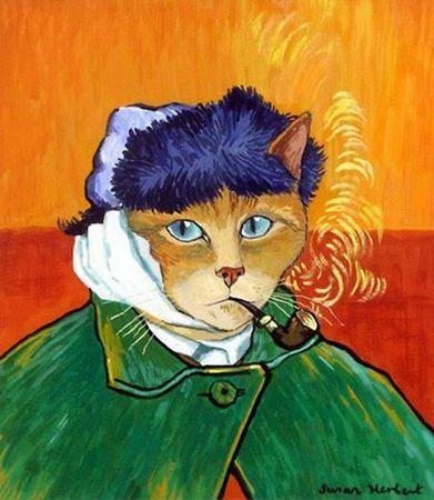 5 Les chats de Susan Herbert série 5 (9)