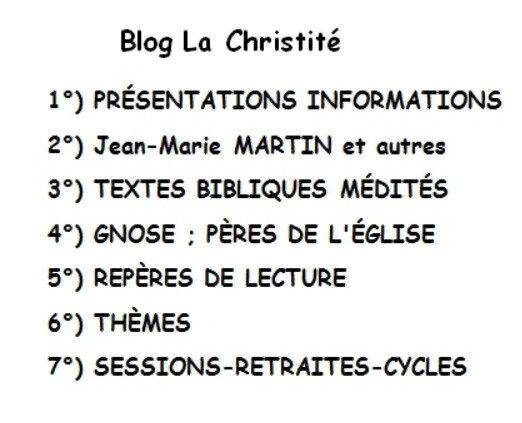 Blog La Christité
