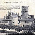 1918-03-23 -Chabanais chateau Mortenart