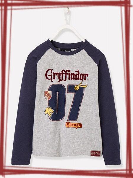 t-shirt-garcon-harry-potter-manches-longues