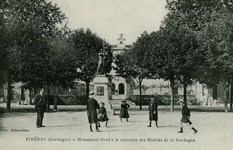 Ribérac (6) 1870