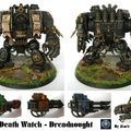 Dreadnought vénérable de la death watch
