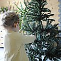 Miss b fait le sapin [project december 2014 #8]