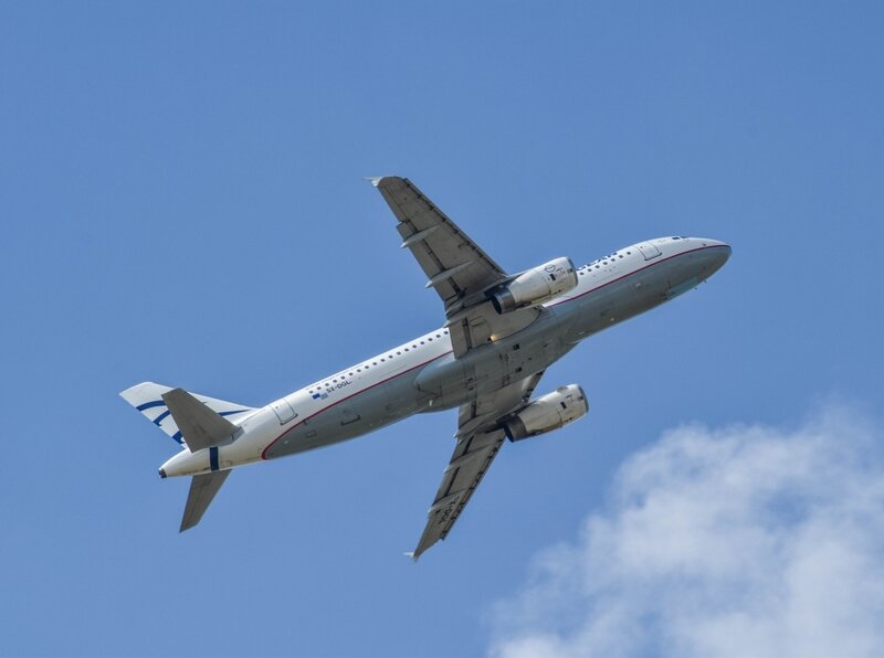 Airbus A320 d'Aegean Airlines