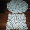 Le crochet d'art - napperon