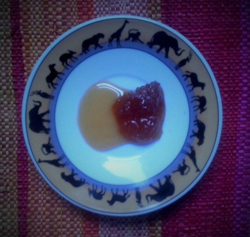 composition miel,