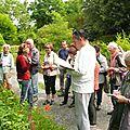 Stage balade botanique