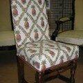 chaise Louis XIV