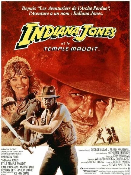 affiche-du-film-indiana-jones-et-le-temple-maudit