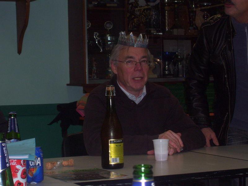 galette des rois 2010 vive le roi