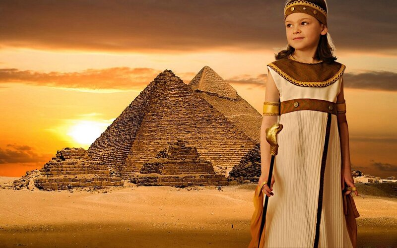 Egyptienne 3