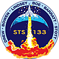 Nasa : launch sts-133