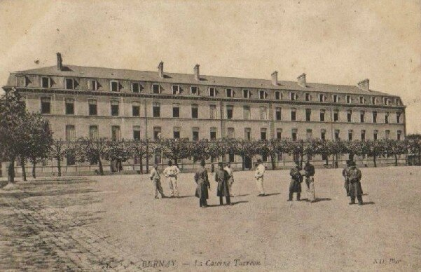Bernay, Caserne Turreau (ND Phot