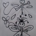 Les papillons de poerava