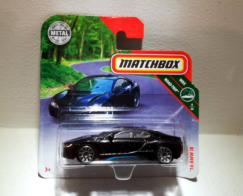 Bmw I8 de 2016 (Matchbox)