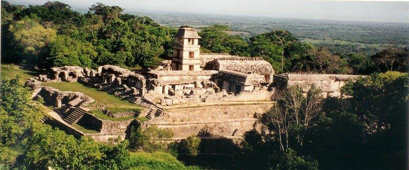 Palenque - Mejico- Junio 1999