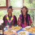 Au Népal en Octobre 2008