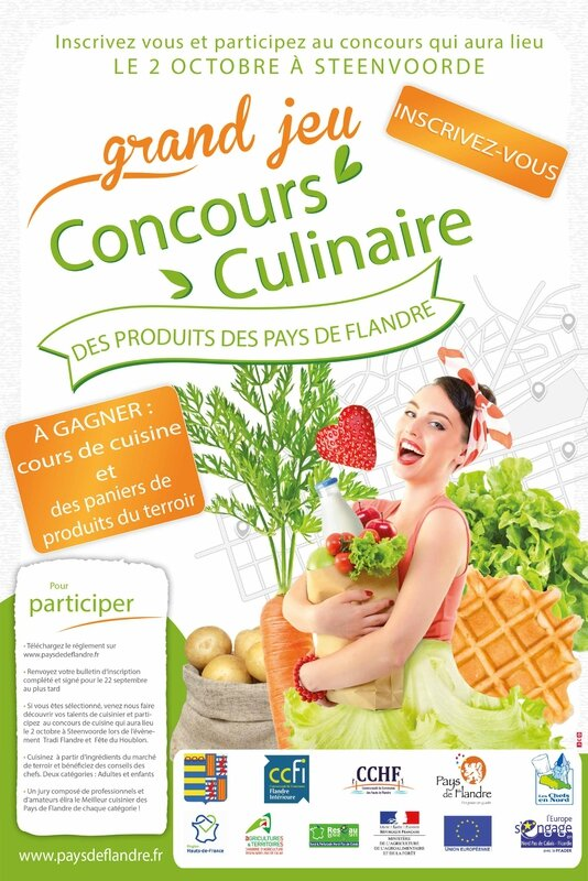 AFFICHE Concours Culinaire 2016 - 31-08-2016 - 2