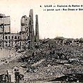 Bombardements 1916
