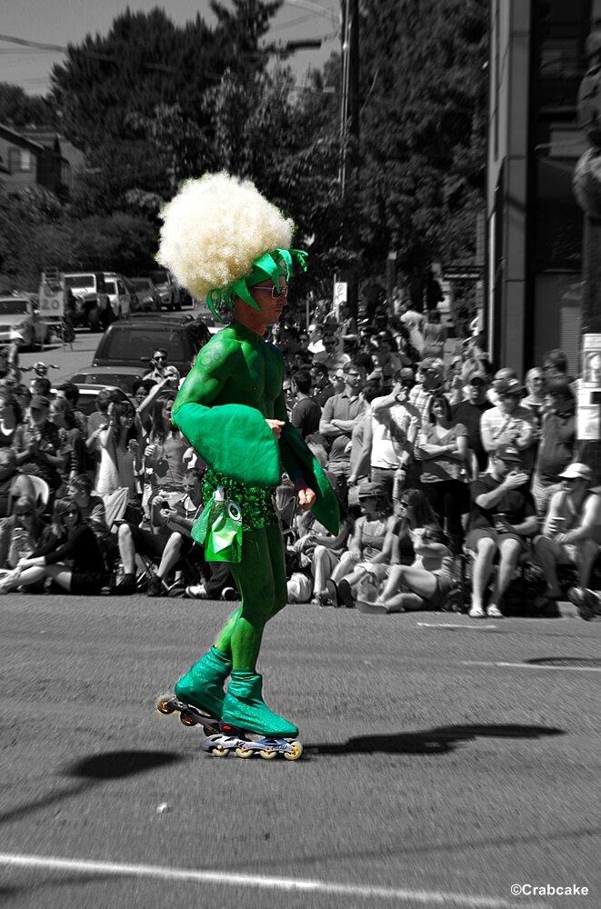Fremont Fair Solstice Parade 13