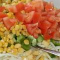 Salade de thon à ma façon