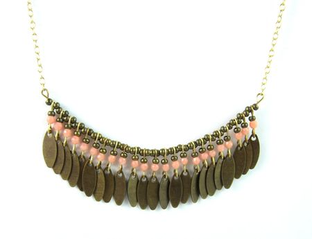 collier-rose