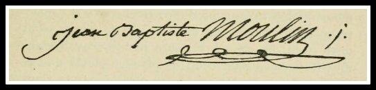 Moulin général signature