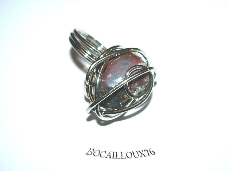 Bague Cage AGATE Indienne 6 (2)