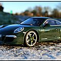 Porsche 991 Club Coupe