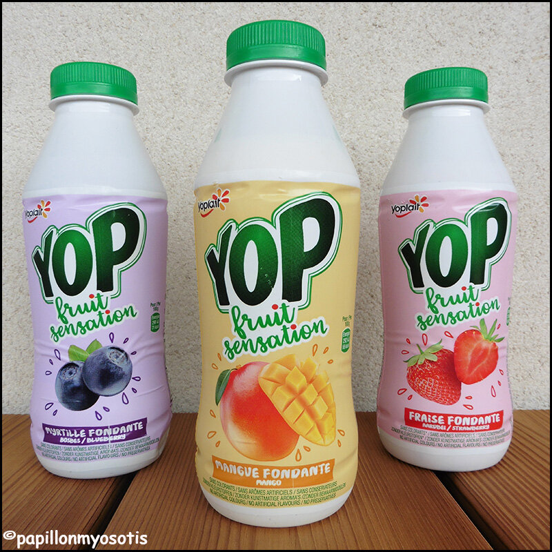 Yop Fruit Sensation