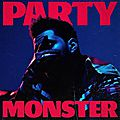 The weeknd lance son party monster