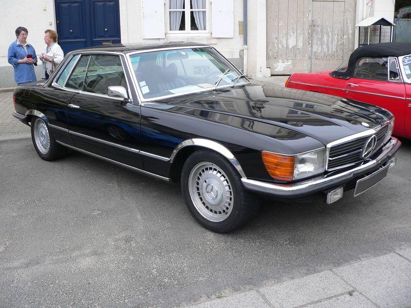 Mercedes 350 SL