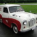 Austin a30 5-cwt delivery van 1954-1956