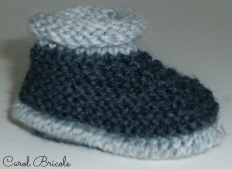 Chaussons roulottes 1