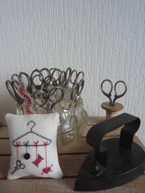 Cintre couture (pour Isabelle/Calypso22)