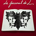 Le journal de l., karine carville