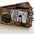 Mini album tags