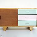 Petit mobilier ... armoire pour poupée * lili