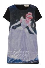 Robe Cendrillon en sequin / Eleven Paris / Prix indicatif : 69€