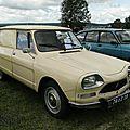 Citroën ami 8 service tôlée-1977