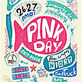 Pink day printemps 2018