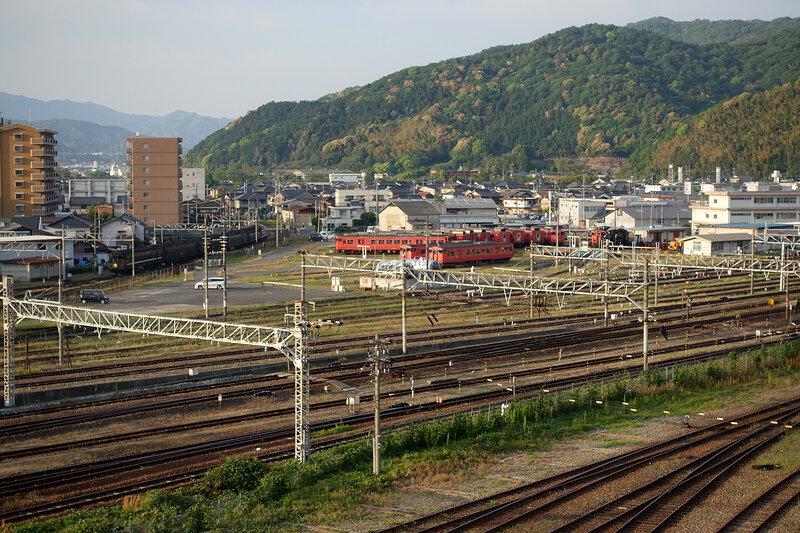 Dépot Shin-Yamaguchi