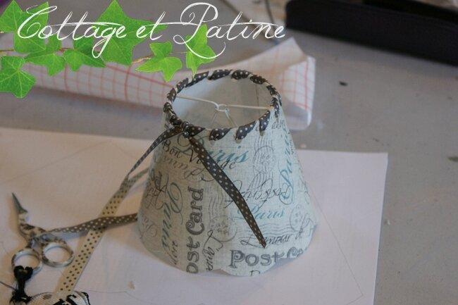 Cottage et Patine stage abat jours (18)