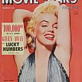 Movie stars (Usa) 1954
