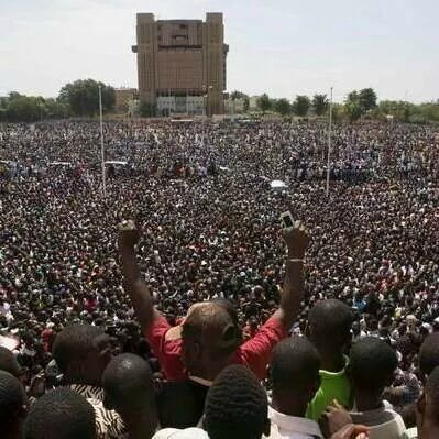 inssurection Burkina