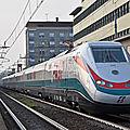 Italie : premiers pas pour le fret à grande vitesse