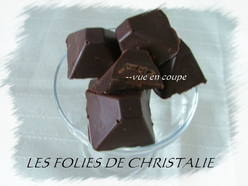 CHOCOLATS FOURRES 9