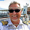 Johnny Faevelen - capitaine Royal Caribbean , usurpé