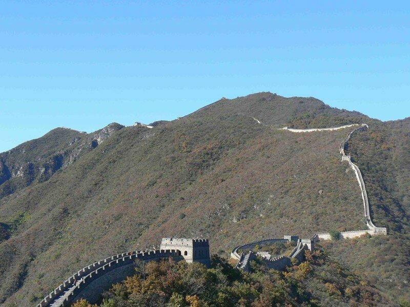 Muraille de Chine Matianyu